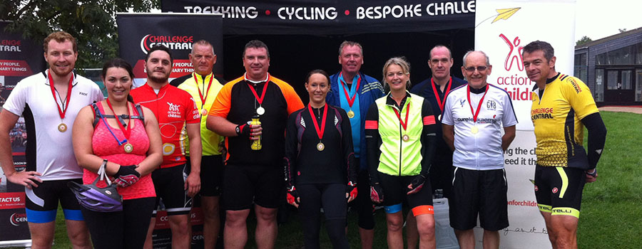 Letchworth Cambridge Cycle Challenge