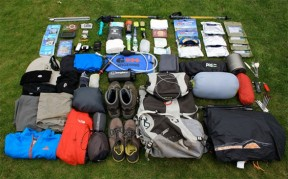 Essentials for a Trekkers Rucksack