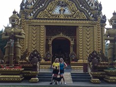 Thailand Cycling Tour - Day 3
