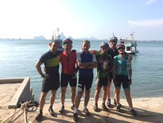 Thailand Cycling Tour - Day 4