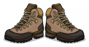 Trekking Footwear - What do I wear on my feet?