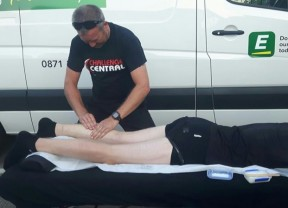 Sports Massage On Challenges