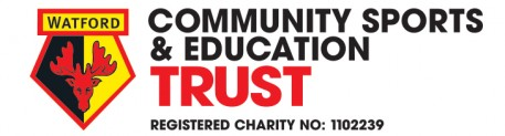 Community sports and education trust, Challenge Central\'s Charity Partner
