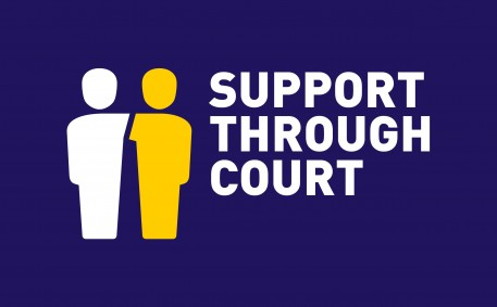 Support Through Court, Challenge Central\'s Charity Partner