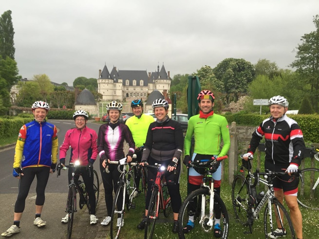 Day 2 - Ready To Cycle in France