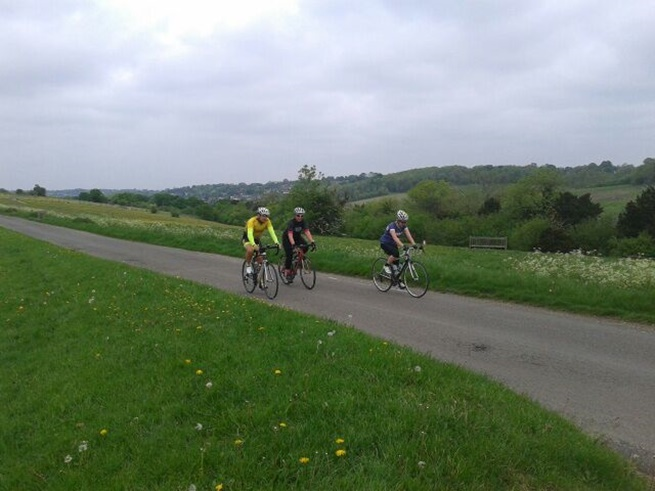 Smooth Cycling Roads During The Challenge