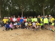 Cycle Tour Participants