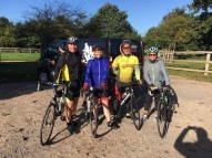 Challengers London - Cardiff - Dublin Cycle