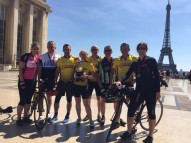 Day 3 - Finish at Trocadero