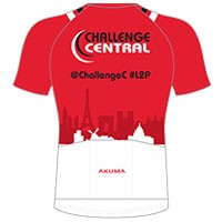 L2P Cycle Top - Red (Last Chance to Buy) back
