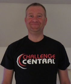 Paul Rock - Sports Therapist & Event Leader