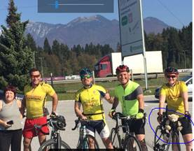 Slovenia to Croatia Cycle Challenge