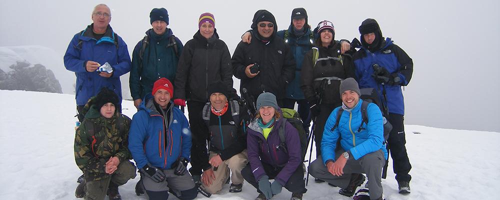 Corporate Trekking Challenge