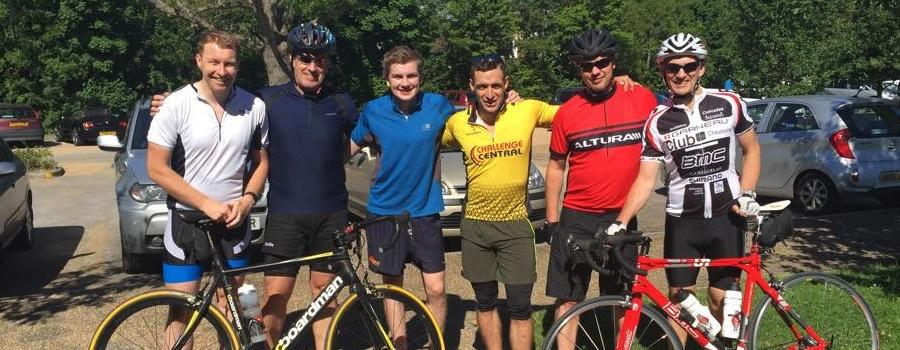 The Cambridge Cycle Challenge